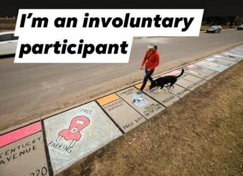 roccioletti - involuntary participant