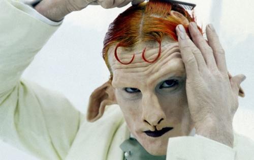 roccioletti - 2004, Matthew Barney, Mitologie contemporanee.
