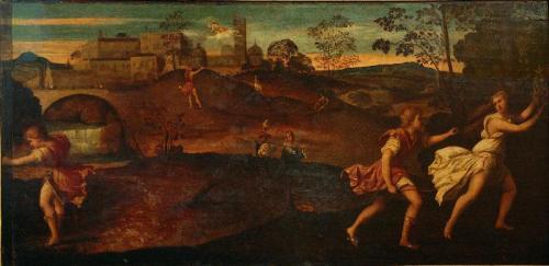 1510 - Giorgio Castelfranco bottega di Giorgione ambito veneto