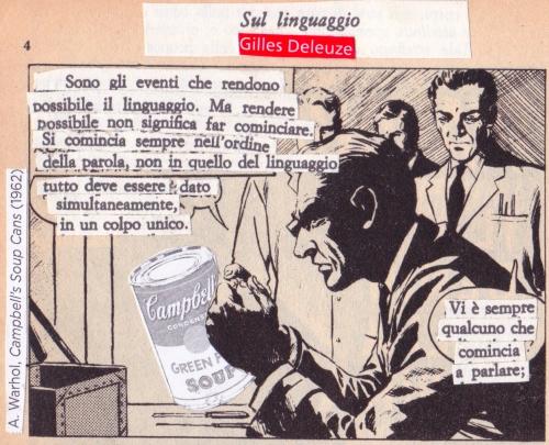 Roccioletti - Deleuze - Sul linguaggio 0