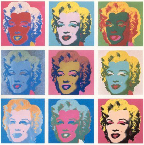 Roccioletti - Andy Warhol, Marilyn Monroe, 1962 - 1967