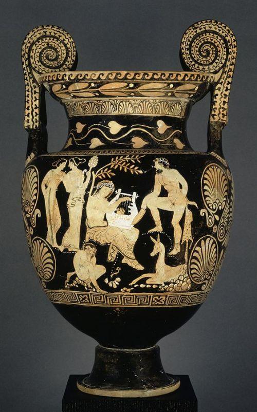Roccioletti - anonimo pittore di Semele, 400 AC