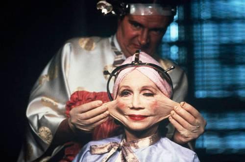Roccioletti - Fotogramma dal film Brazil, Terry Gilliam, 1985
