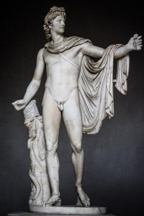 Roccioletti - Apollo del Belvedere, seconda metà del II sec. DC