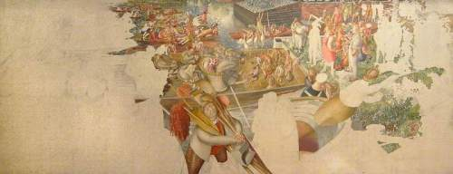 1959 - The Cookham Regatta - Stanley Spencer