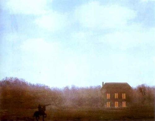 1967 - L'impero delle luci - René Magritte