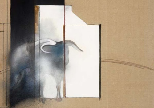 1991 - Study of a bull - Francis Bacon