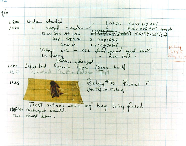 roccioletti - first bug