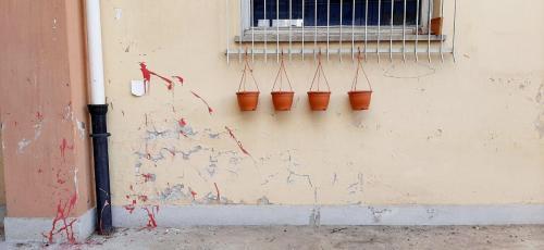 Roccioletti - installazione mimetica